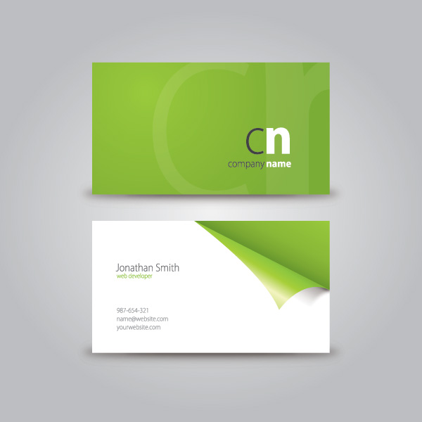 Personal Business Card Sleiman Digital Printng