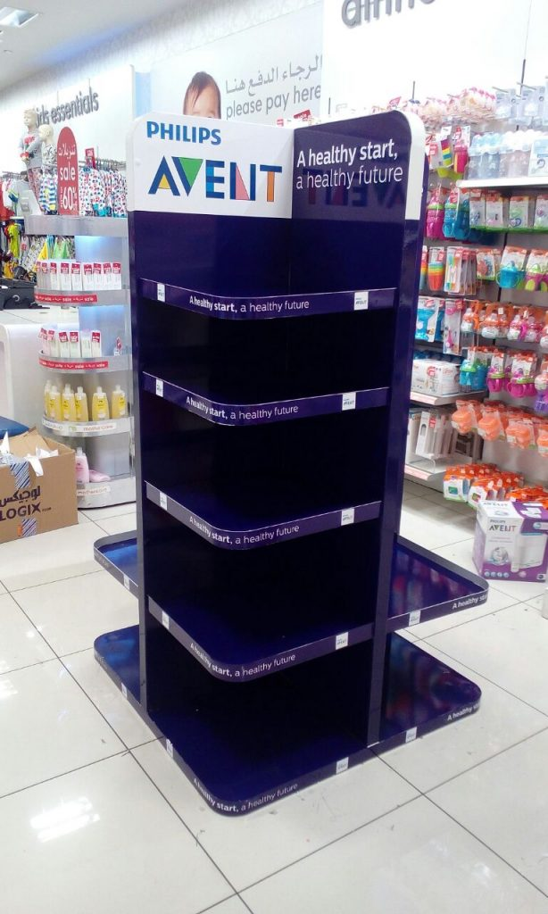 Avent stand